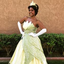Princess and the Frog Character