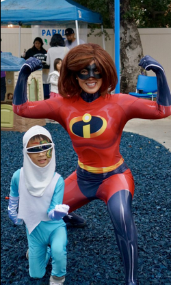 Incredibles Themed Birthday Party