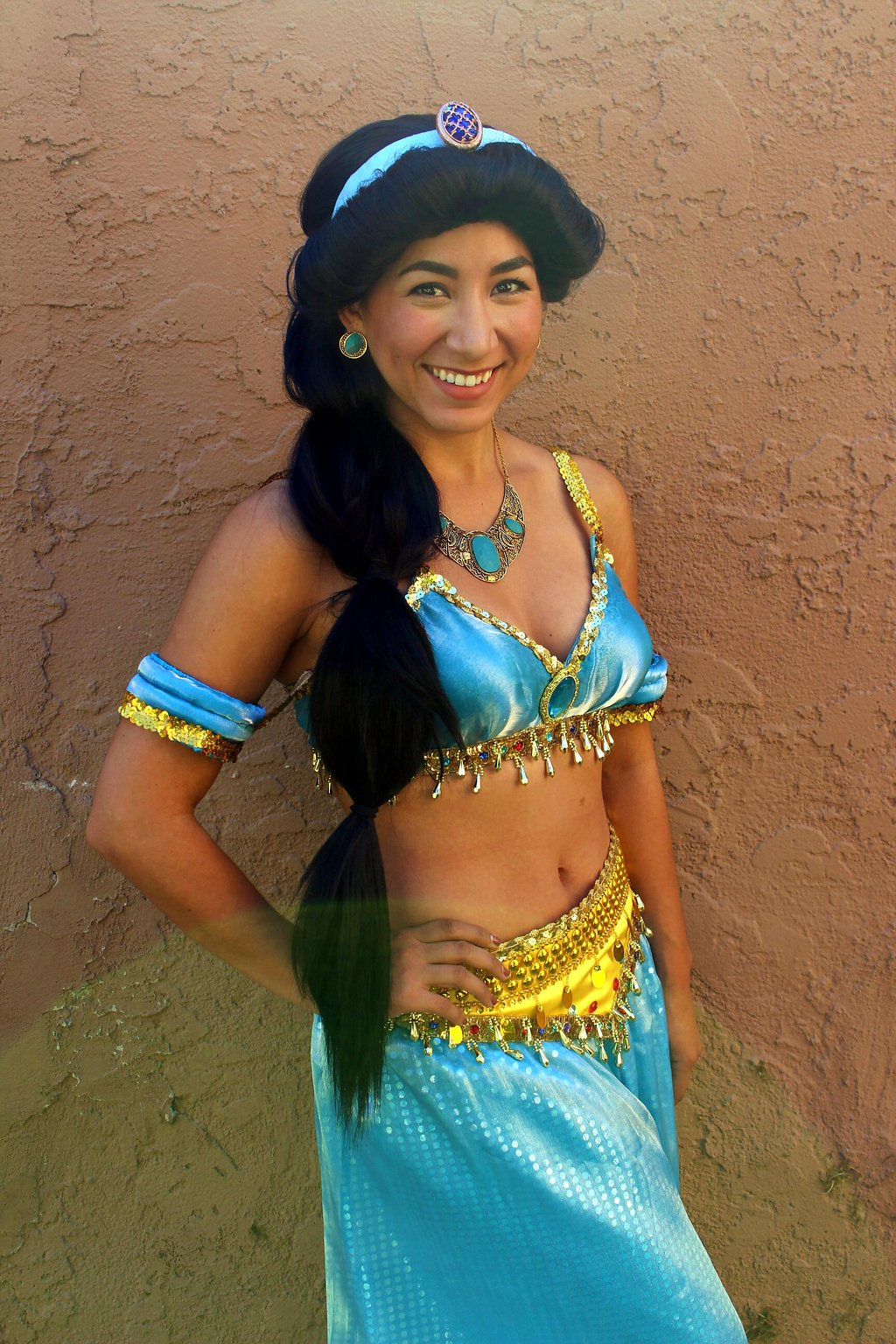 Jasmine Party Character for Hire