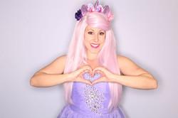 Unicorn Birthday Party Princess