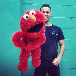 Elmo Character for Kids