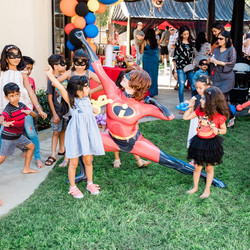 Incredibles Birthday Party for Kids
