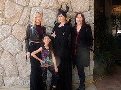 Maleficent Party Character for Hire