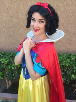 Snow White for Hire