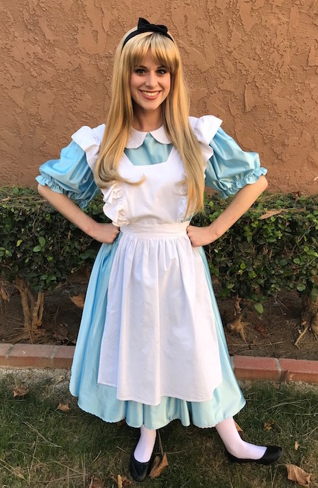 Alice Themed Party