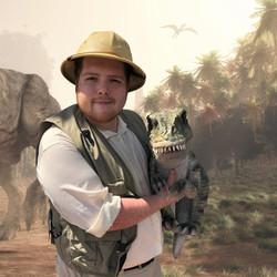 Hire a dinosaur for dinosaur party