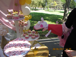 Peppa Pig Puppet Party Character