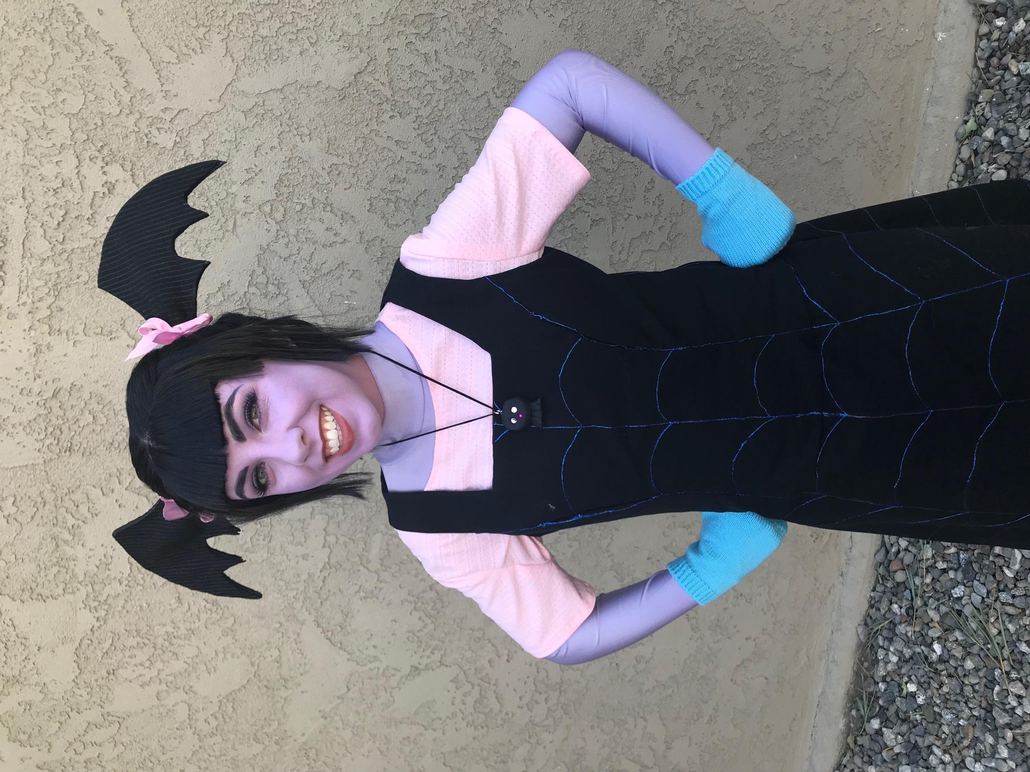 Vampirina Character for Hire