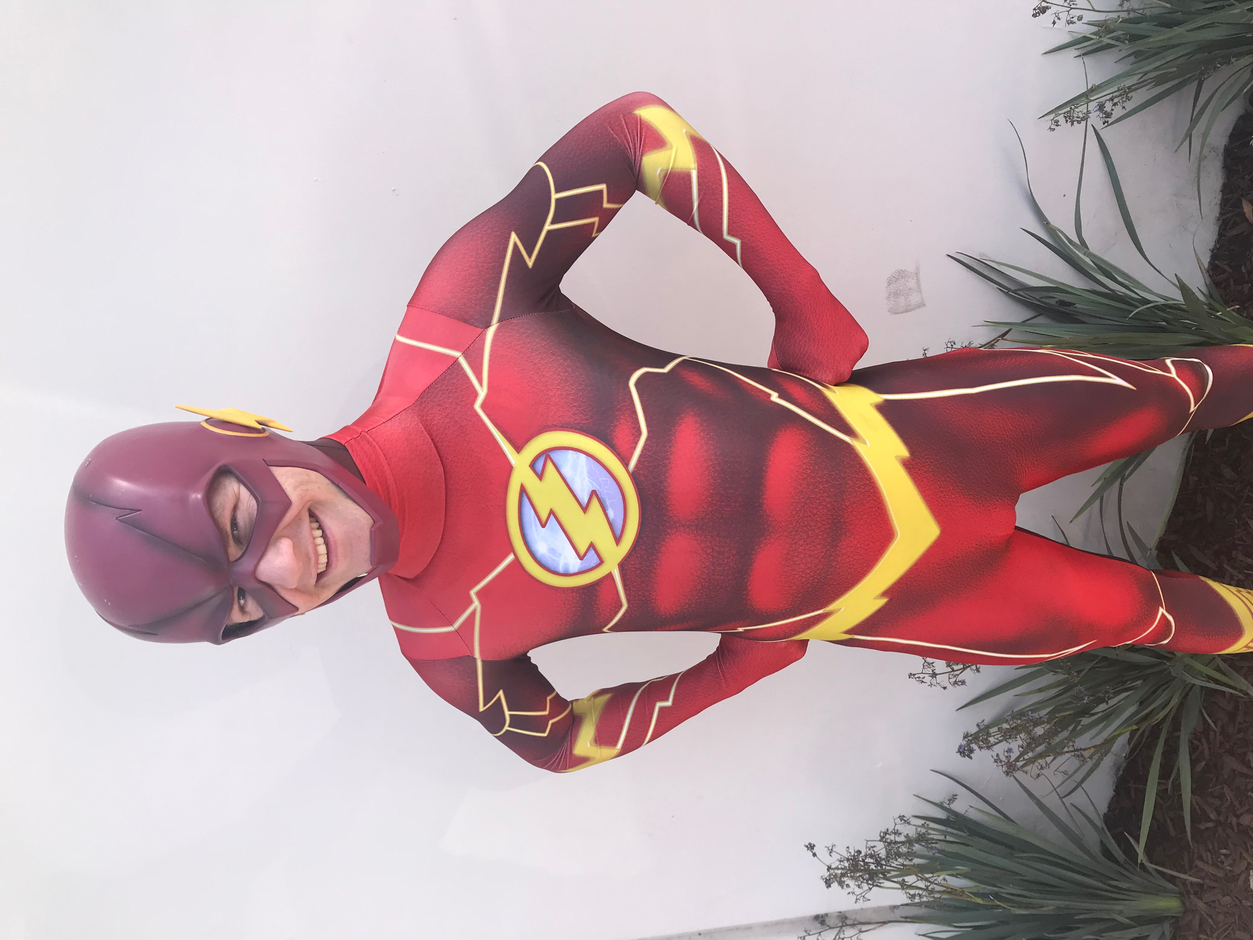 Flash Themed Party