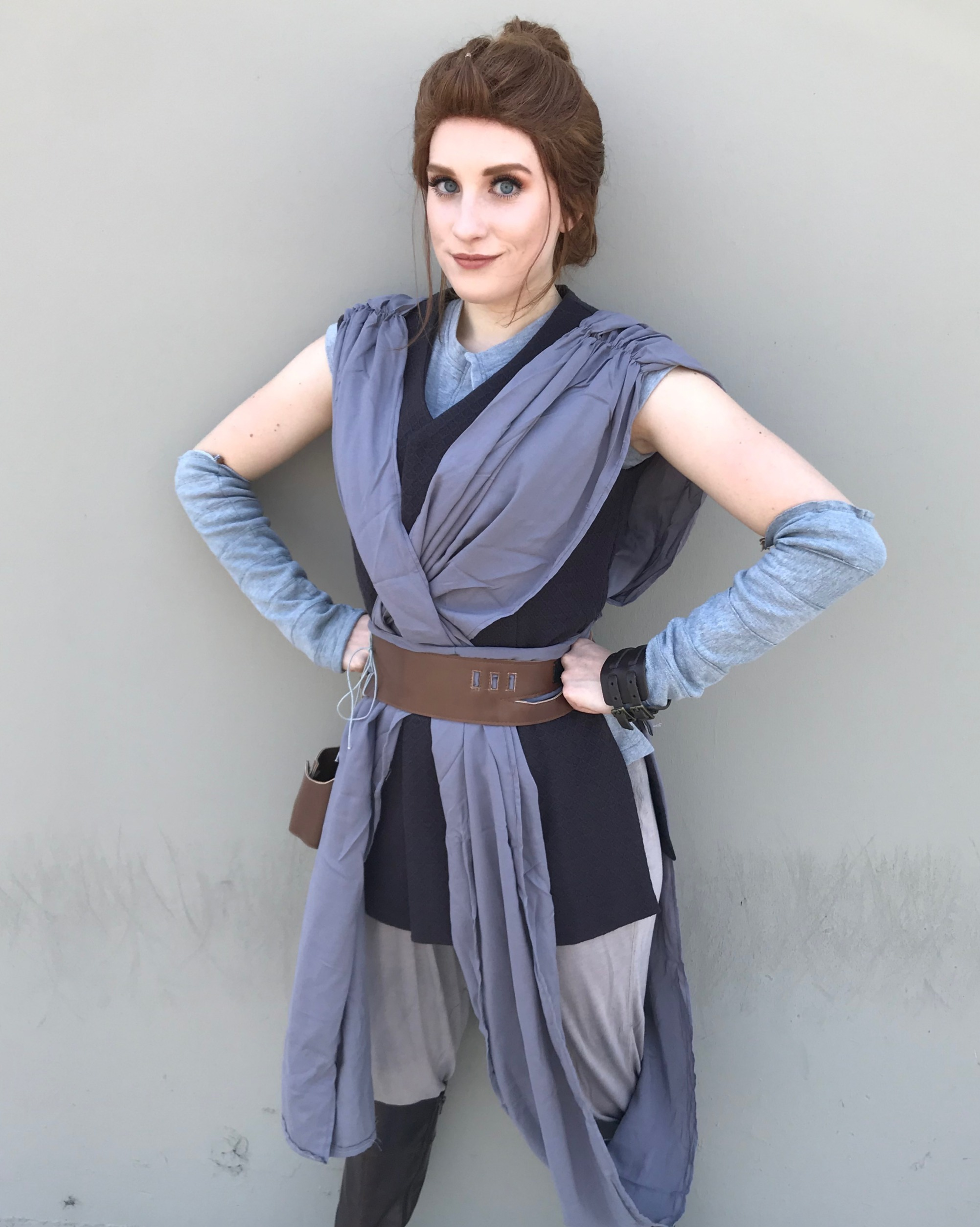 Rey Character for hire