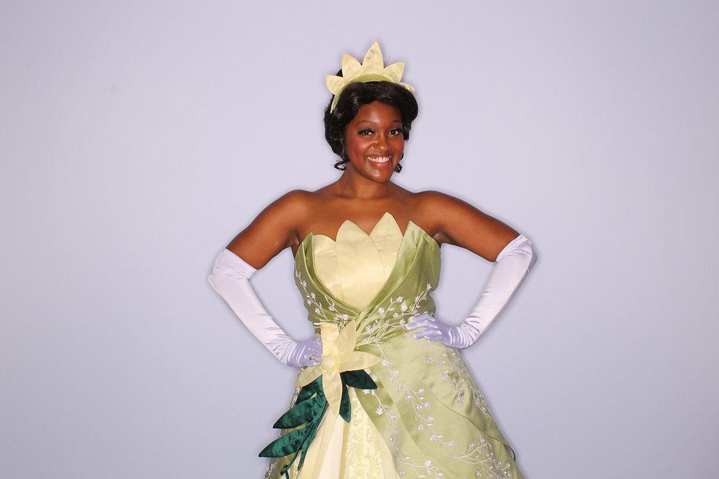Princess Tiana Party Character