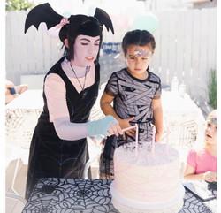 Vampirina Themed Party