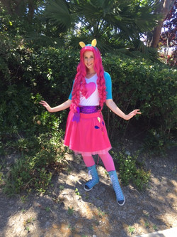 Pinkie Pie Birthday Party Character