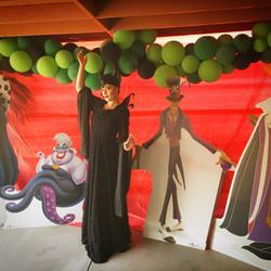 Villains Theme Party