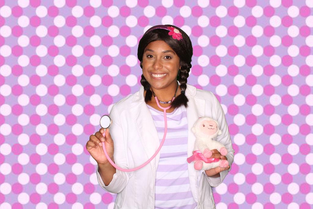 Doc Mcstuffins Party Character