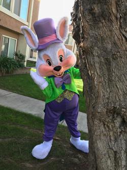 Hire easter bunny LA