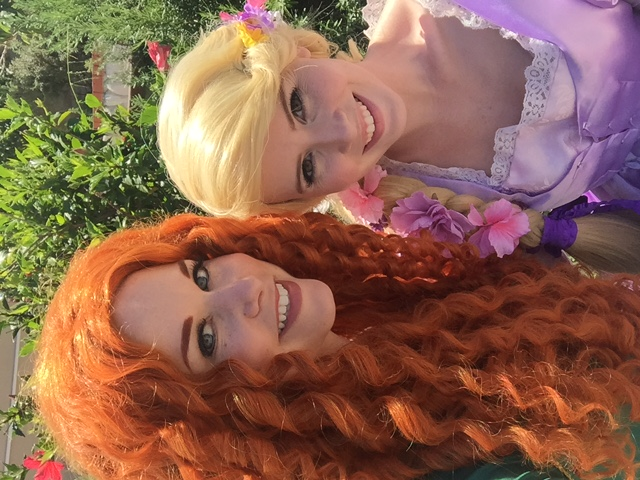 Merida Princess Party