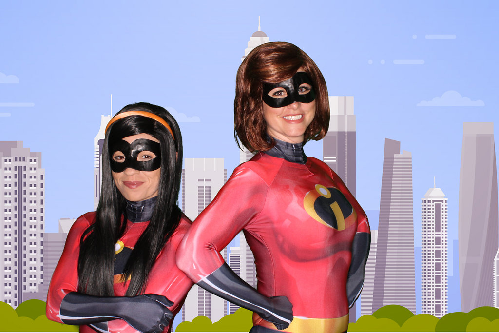 Incredibles Theme Party