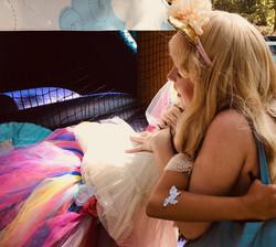 Unicorn Princess Theme Party
