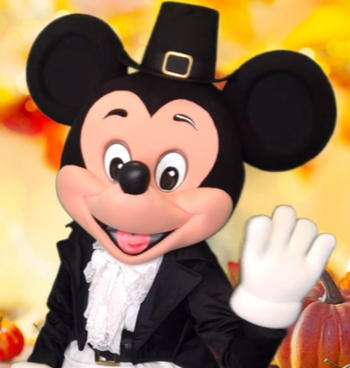 Pilgrim Mouse