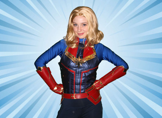 Captain_Marvel_superhero_party_character