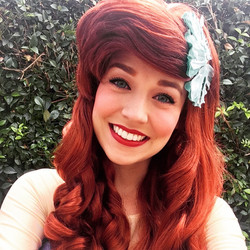 Ariel Party Character
