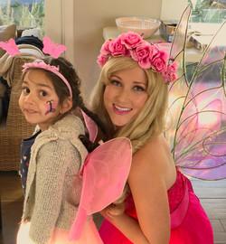 Fairy Birthday Party Character