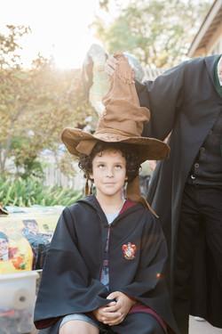 Hogwarts Theme Party