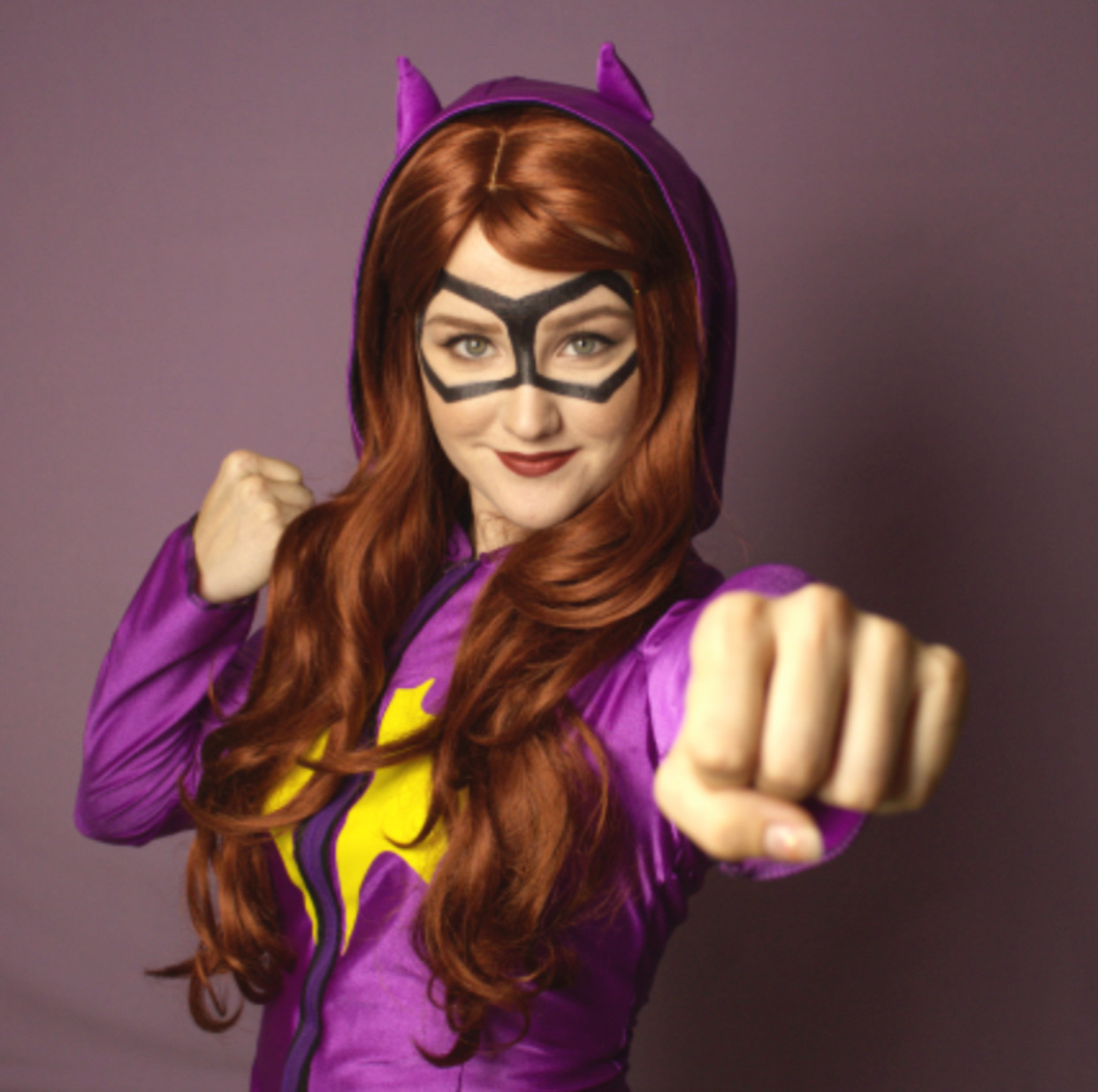 Batgirl party character