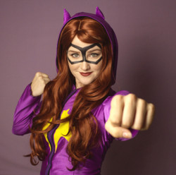 Batgirl party character