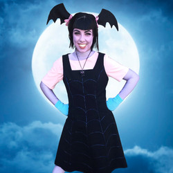 Vampirina Party Character for Hire