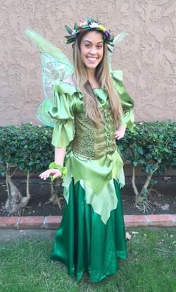 Garden Fairy Theme Party