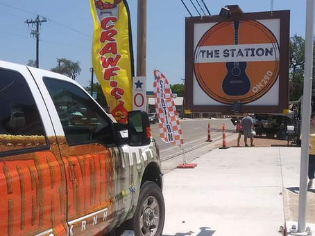 Live Remote at May Market & Concert Days at the Station On 290 5-8-21