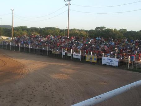 Ridin On Faith Rodeo Opening Night 6-11