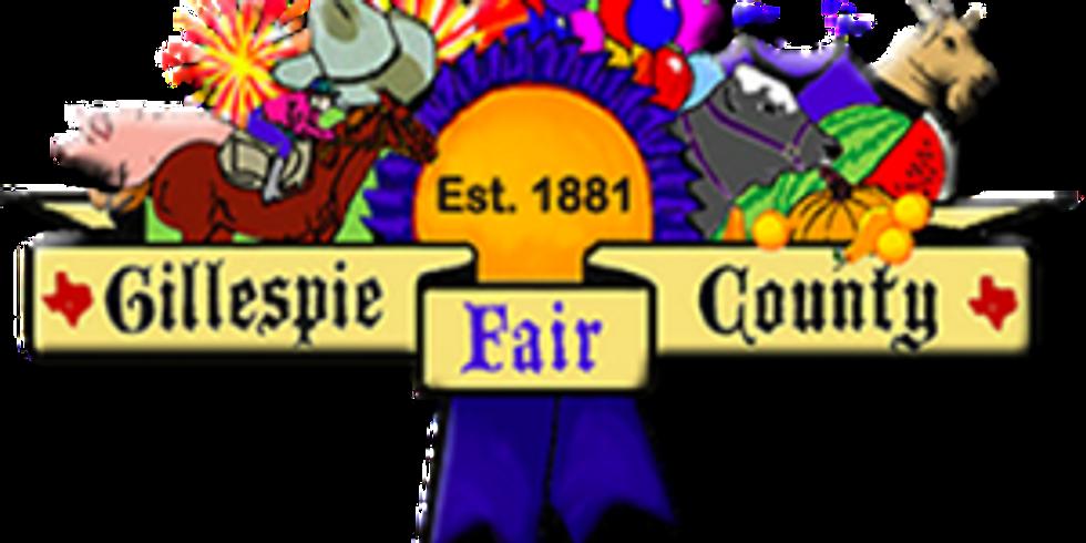 Gillespie County Fair Parade