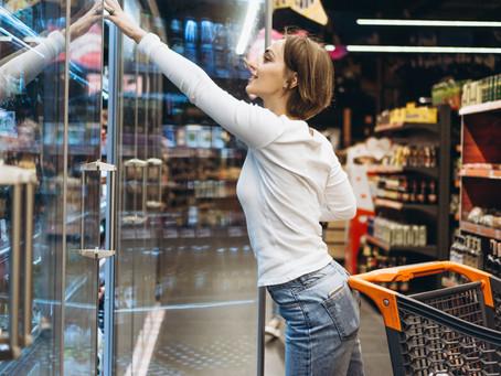 Como acomodar productos en refrigeración comercial