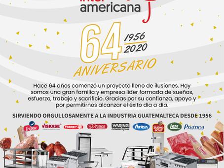 64 Aniversario Inter-Americana