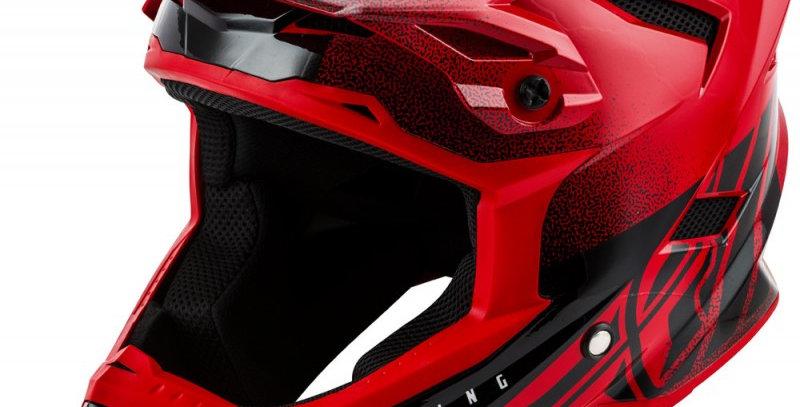 Fly Defualt Helmet Red