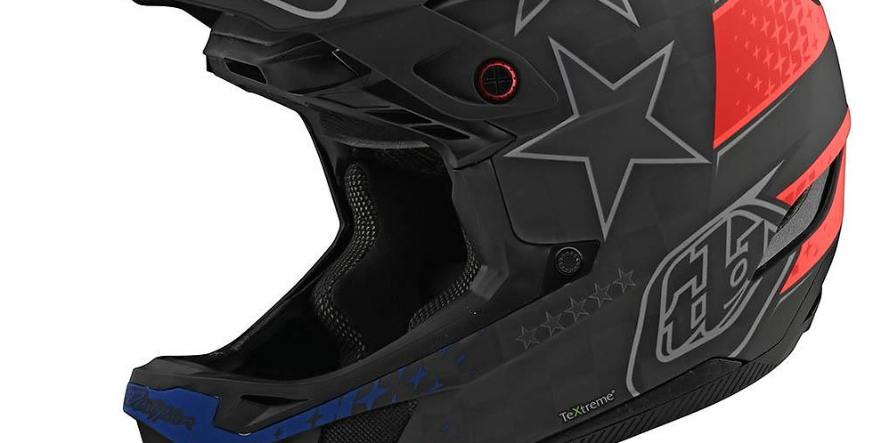 D4 Carbon Freedom 2.0 Mips Black/Red