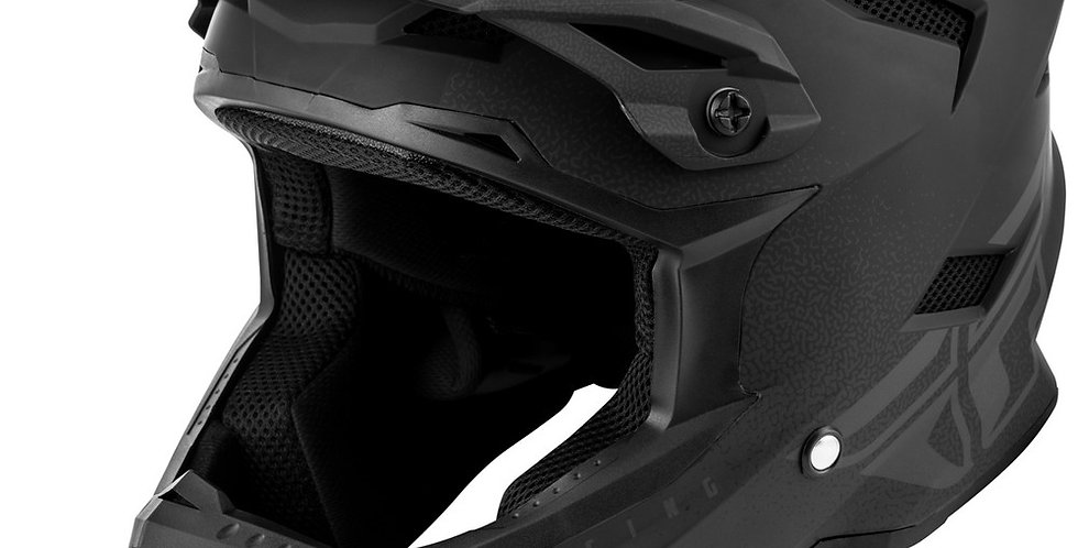 Fly Defualt Helmet black