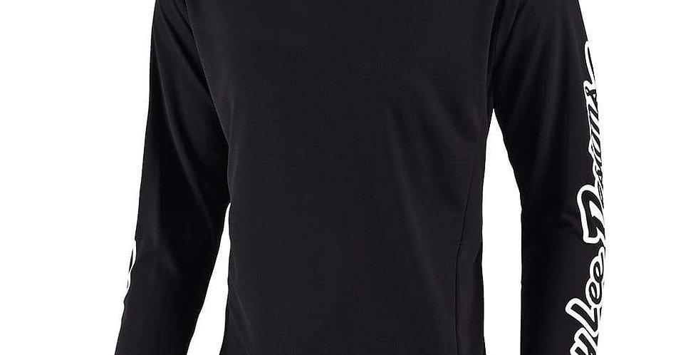 Troy Lee Sprint jersey, black