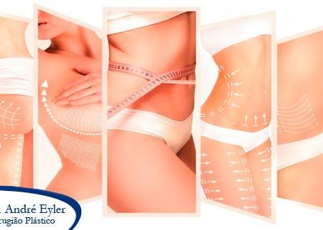 A Lipoaspiração é a primeira no ranking brasileiro das cirurgias plásticas!