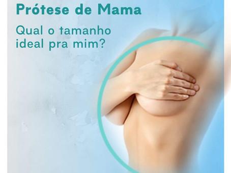 Afinal, existe um tamanho ideal da prótese de silicone mamária?