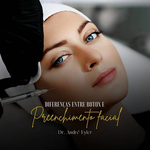 Entenda o seguinte: substâncias e efeitos diferentes no rosto