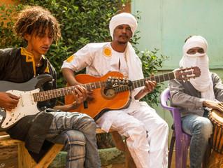 """TisDass Amanar Africa Tour  """"Les Sessions Ouagalaises"""" + Cotonou"""