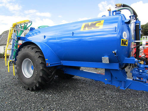 New NC 2050 gallon tanker c/w 7.5mtr Dribble bar