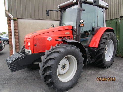 2007 Same Silver 95 4wd Tractor