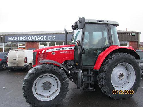 2012 Massey Ferguson 5455 4wd Tractor