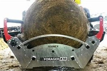 BLANEY Quad X Bale Forager XL10