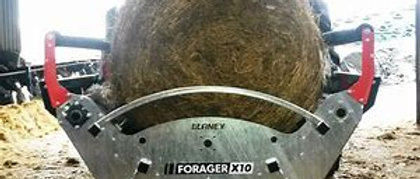 BLANEY Quad X Bale Forager XL10